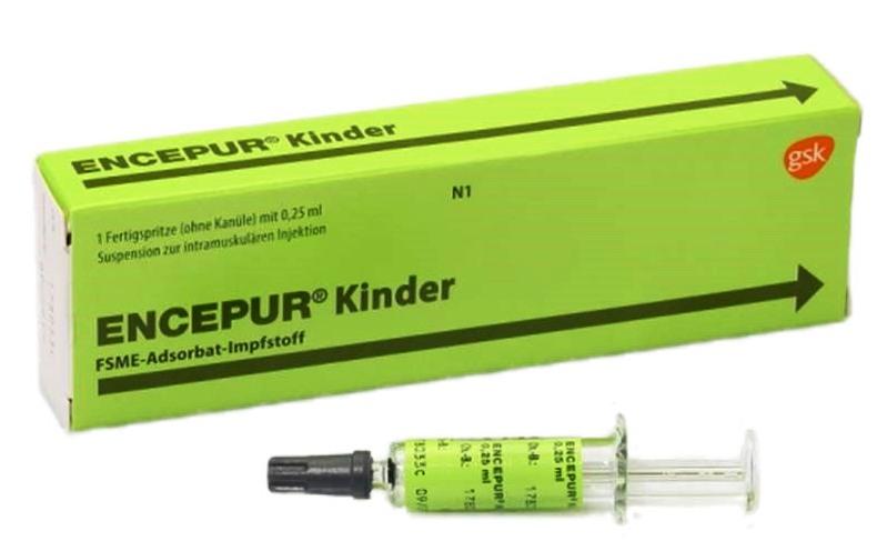 encepur kinder vaccine